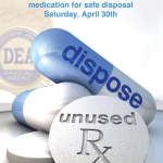 Dispose of Unused/Expired Medication at Old Lyme's 'Drug Take-Back Day,' April 28
