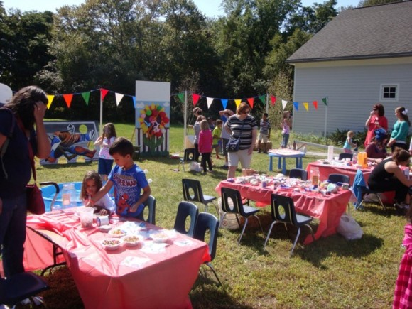 All the fun of the fair will be happening Saturday at Christ the King's Harvest Fun Day.