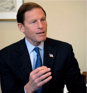 Senator Richard Blumenthal (File photo)