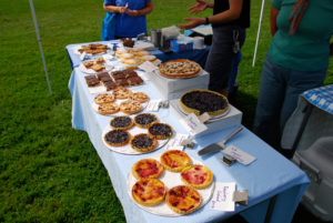 Dagmars Desserts will be tempting us all once more with their delicious pastries.