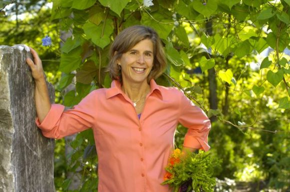 Ellen Ecker Ogden will speak at Child & Family's Kitchen Garden Author Luncheon on June 17 at Old Lyme Country Club.