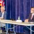 Old Lyme Debate Sees Linares, Needleman Disagree Sharply on Some Issues, Agree on Others