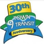 9 Town Transit Partners with Google Maps for Online Trip Planning