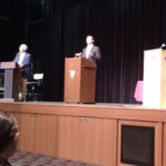 Republican State Sen. Linares, Democratic Challenger Needleman Spar in 33rd Senate District Debate