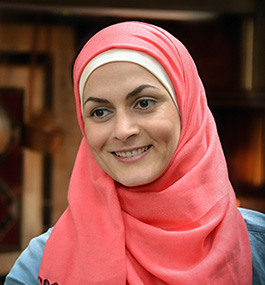 Laila El Haddad