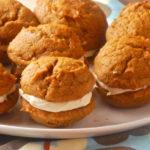 Nibbles: Savor Seasonal Pumpkin Whoopie Pies