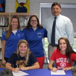 Two Lyme-Old Lyme HS Seniors Sign National Letters of Intent to Play D1 Lacrosse