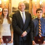 O'Neil, Aird Named Superintendent's Award Winners