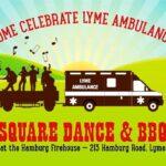 Lyme Ambulance Association Hosts Square Dance, BBQ, July 7