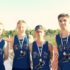 Boys Relay Team Advances to State Open; Other Wildcat Sports Notes