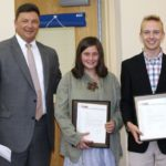 Four Lyme-Old Lyme Students Receive Leadership Awards from CT Board of Education