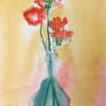 'Affordable Art' by Local Seniors on Show at OL Town Hall Through Midsummer Festival