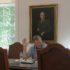 Eno Retires, Mattson Sworn in as First Selectman of Lyme