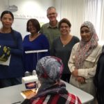 Shoreline Sewing Company Shares A Common Thread with New London Adult Education English Language Learners