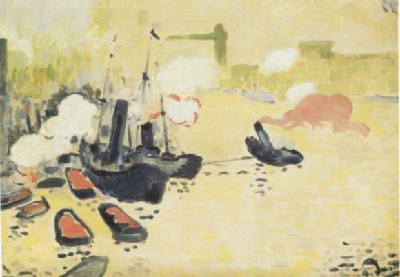 Letter From Paris Andr 233 Derain Major Artist Fauvism