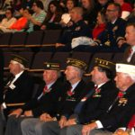 Lyme-Old Lyme HS Students Host Rousing Veteran's Day Assembly, Filled With Emotion