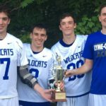 Wildcat Boys are Shoreline Lacrosse Champions!  OL Fall to N. Branford in Girls' Final