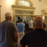 Meeting Hall Packed to Hear, Question Latest Updates on Old Lyme's Sewer Situation