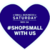 It's Small Business Saturday, so Shop Local Today!