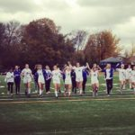 Defending Champs Old Lyme Girls Storm Into State Soccer Semis; Face East Hampton Tonight
