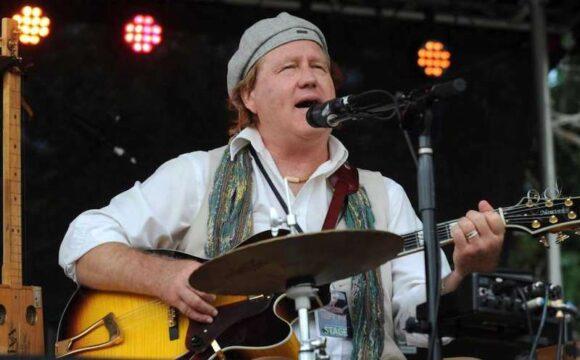 Concert with Dan Stevens & Plywood Cowboy's Steve Dedman @ Lyme Grange Fairgrounds