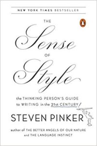 Reading Uncertainly: 'The Sense of Style' by Steven Pinker