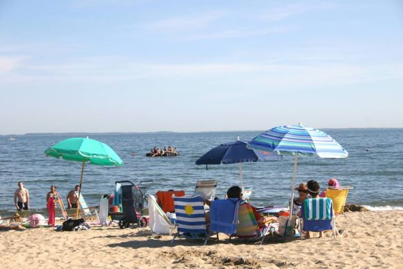 Old Lyme Public Beaches Closed Until