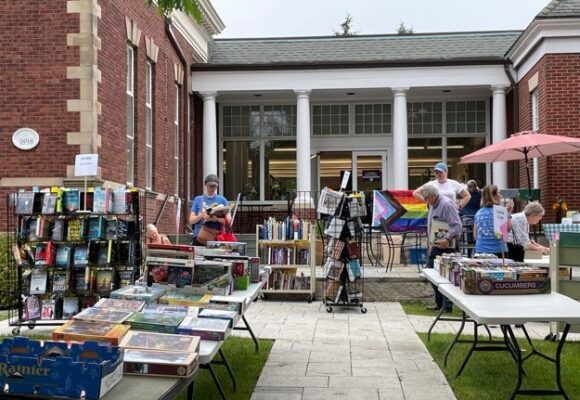 Phoebe's BookCellar Fall Book Sale @ Old Lyme PGN Library
