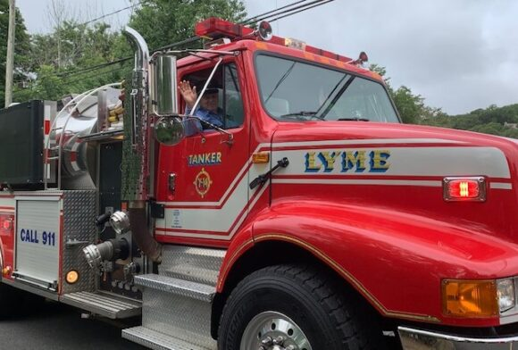 LYSB Hosts 'Big Truck & Vehicle Fair' @ LOLMS Driveway behind LYSB