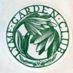 Lyme Garden Club Hosts Program on 'Ceremonial Stonework' @ Lyme Fire Company