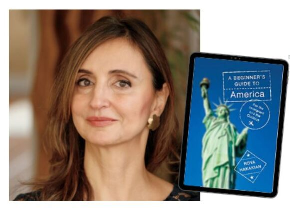 """SECWAC Hosts """"A Beginner's Guide to America"""" with Roya Hakakian @ Virtual hosted by SECWAC"""
